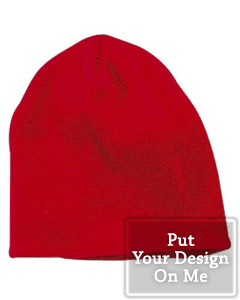479d28785 Winter Hat Screen Printing by Screenplay Inc. in Newton MA